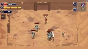 Androidアプリ「イノセントウォリアーズ:ローグライクアクション RPG」のスクリーンショット 2枚目