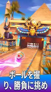 Androidアプリ「Bowling Crew — 3Dボウリング・ゲーム」のスクリーンショット 1枚目
