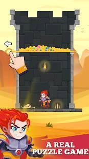 Androidアプリ「Hero Rescue」のスクリーンショット 1枚目