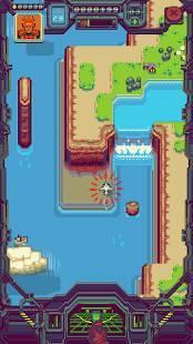 Androidアプリ「Bridge Strike - classic arcade shooter」のスクリーンショット 2枚目