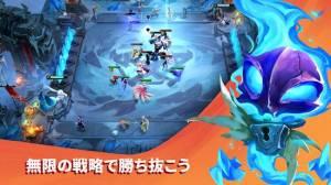 Androidアプリ「チームファイト タクティクス: リーグ・オブ・レジェンド ストラテジーゲーム」のスクリーンショット 2枚目
