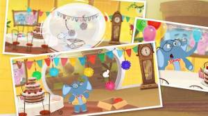 Androidアプリ「Jungle Town: Birthday Quest」のスクリーンショット 2枚目