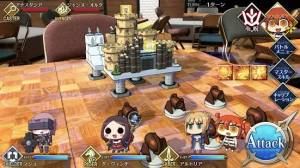Androidアプリ「Fate/Grand Order MyCraft Lostbelt」のスクリーンショット 1枚目