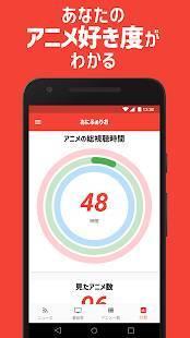 Androidアプリ「あにふぉりお - アニメや声優ラジオのニュース・番組表・視聴記録」のスクリーンショット 5枚目