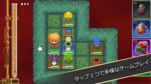 Androidアプリ「小デッキとダンジョン」のスクリーンショット 4枚目