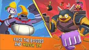 Androidアプリ「Rocky Rampage: Wreck 'em Up」のスクリーンショット 3枚目