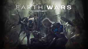 Androidアプリ「Earth WARS : 地球奪還」のスクリーンショット 1枚目