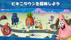Androidアプリ「スポンジ・ボブ  :  カニカーニ・クックオフ」のスクリーンショット 4枚目
