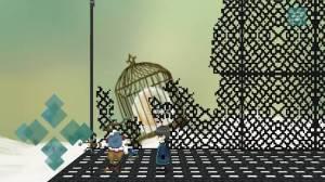 Androidアプリ「2.5D幻想アドベンチャーゲーム「Shiki」」のスクリーンショット 4枚目