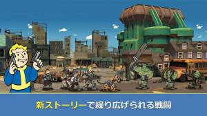 Androidアプリ「Fallout Shelter Online」のスクリーンショット 2枚目