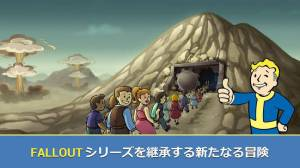 Androidアプリ「Fallout Shelter Online」のスクリーンショット 1枚目