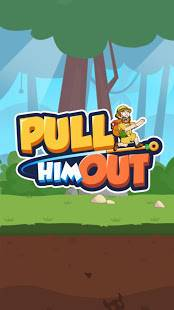 Androidアプリ「Pull Him Out」のスクリーンショット 1枚目
