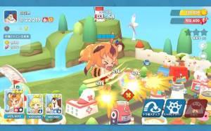 Androidアプリ「ビッグバッドモンスターズ」のスクリーンショット 2枚目