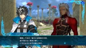 Androidアプリ「Fate/EXTELLA LINK」のスクリーンショット 1枚目