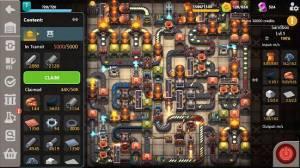 Androidアプリ「Sandship: Crafting Factory」のスクリーンショット 5枚目
