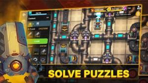 Androidアプリ「Sandship: Crafting Factory」のスクリーンショット 4枚目