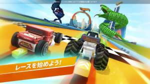 Androidアプリ「Hot Wheels Unlimited」のスクリーンショット 2枚目