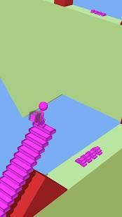 Androidアプリ「階段ダッシュ!」のスクリーンショット 3枚目