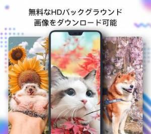 Androidアプリ「NoxLucky - 4K 壁紙、HDライブ背景、発信者ショー、4D」のスクリーンショット 1枚目