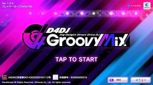 Androidアプリ「D4DJ Groovy Mix(グルミク)」のスクリーンショット 5枚目