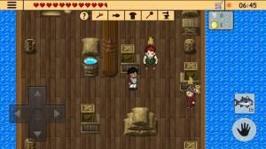 Androidアプリ「Survival RPG 3: 時を彷徨って・アドベンチャーレトロ2D」のスクリーンショット 3枚目