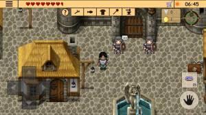 Androidアプリ「Survival RPG 3: 時を彷徨って・アドベンチャーレトロ2D」のスクリーンショット 4枚目