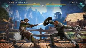 Androidアプリ「Shadow Fight Arena」のスクリーンショット 1枚目