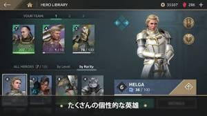 Androidアプリ「Shadow Fight Arena」のスクリーンショット 5枚目