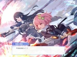 Androidアプリ「アサルトリリィ Last Bullet(ラスバレ)」のスクリーンショット 1枚目