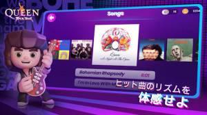 Androidアプリ「Queen:ロックツアー - オフィシャルリズムゲーム」のスクリーンショット 2枚目