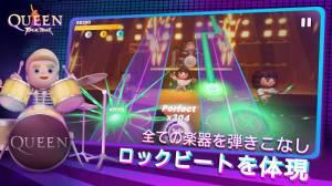 Androidアプリ「Queen:ロックツアー - オフィシャルリズムゲーム」のスクリーンショット 3枚目