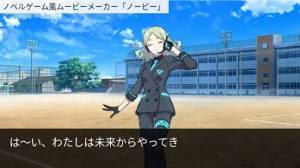 Androidアプリ「ノービー - ノベルゲーム風ムービーメーカー」のスクリーンショット 1枚目