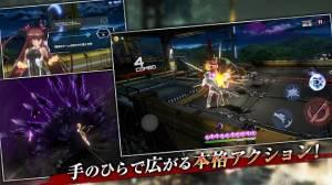 Androidアプリ「アクション対魔忍」のスクリーンショット 4枚目