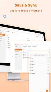 Androidアプリ「GitMind - 初心者向けマインドマップツール」のスクリーンショット 2枚目