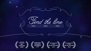 iPhone、iPadアプリ「Find–the–Line」のスクリーンショット 1枚目