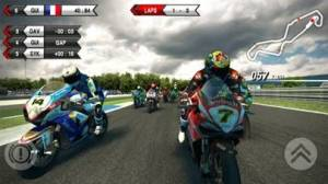 iPhone、iPadアプリ「SBK15 - Official Mobile Game」のスクリーンショット 1枚目