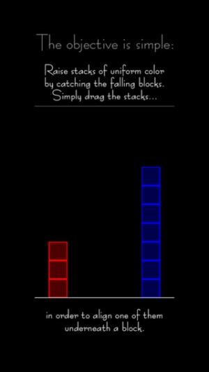 iPhone、iPadアプリ「RaisingStacks - The Ultimate Stacking Game」のスクリーンショット 3枚目