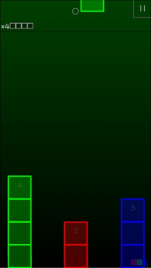 iPhone、iPadアプリ「RaisingStacks - The Ultimate Stacking Game」のスクリーンショット 4枚目