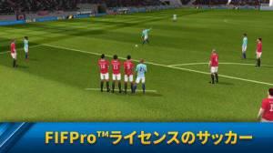 iPhone、iPadアプリ「Dream League Soccer」のスクリーンショット 1枚目