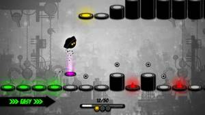 iPhone、iPadアプリ「Give It Up! 2 - 音楽ジャンプゲーム」のスクリーンショット 2枚目