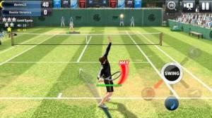 iPhone、iPadアプリ「Ultimate Tennis - アルティメットテニス」のスクリーンショット 2枚目