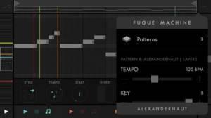 iPhone、iPadアプリ「Fugue Machine : MIDI Sequencer」のスクリーンショット 4枚目