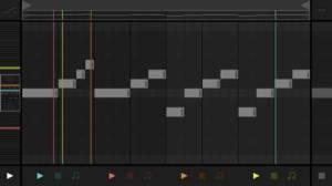 iPhone、iPadアプリ「Fugue Machine : MIDI Sequencer」のスクリーンショット 2枚目
