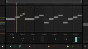 iPhone、iPadアプリ「Fugue Machine : MIDI Sequencer」のスクリーンショット 3枚目
