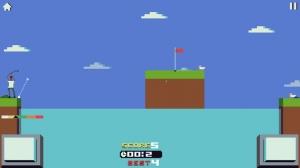 iPhone、iPadアプリ「Battle Golf」のスクリーンショット 5枚目