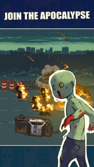 iPhone、iPadアプリ「Dead Ahead: Zombie Warfare」のスクリーンショット 3枚目