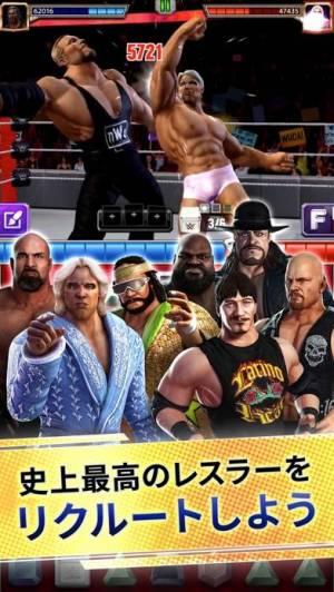 iPhone、iPadアプリ「WWE Champions (WWE チャンピオンズ)」のスクリーンショット 3枚目