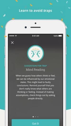iPhone、iPadアプリ「Moodnotes」のスクリーンショット 5枚目