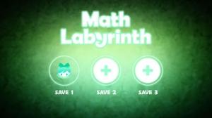 iPhone、iPadアプリ「マスラビリンス - 脳トレ脱出ゲーム」のスクリーンショット 1枚目