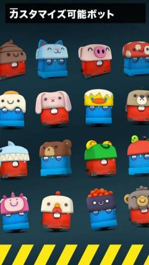 iPhone、iPadアプリ「Death Squared (RORORORO)」のスクリーンショット 2枚目